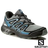 【SALOMON 法國】男 WINGS FLYTE 2 野跑鞋『陰影灰/黑/馬拉德藍』394714 越野鞋|登山鞋|健行鞋