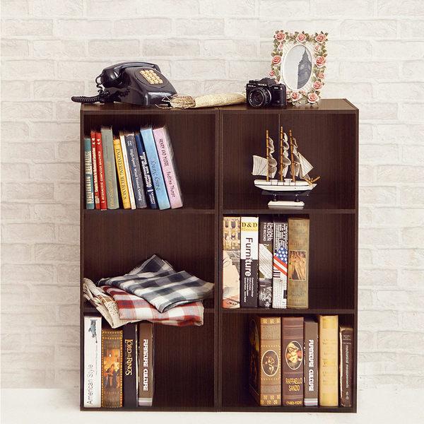 特惠2入組三格空櫃 三層櫃 三格櫃 收納櫃 書櫃 櫃子 玄關櫃 隔間櫃 櫥櫃 置物櫃 BO052 誠田物集
