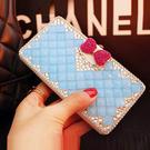 HTC U19e U12 life U12+ Desire12+ U11+ U11 EYEs 粉色滿鑽皮套 水鑽皮套 保護套 手機殼 訂製 DC