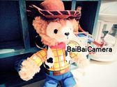 BaiBaicamera Disney迪士尼 Duffy 胡迪 造型 玩具總動員造型 吊飾 鑰匙圈 達菲熊 另售拍立得底片