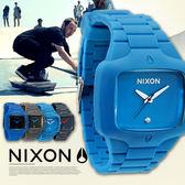NIXON A139-649 THE RUBBER PLAYER 美式休閒  NIXON 熱賣中!