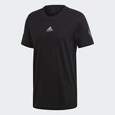 Adidas Doodle 360 男款黑色塗鴉風短袖上衣-NO.FR5534