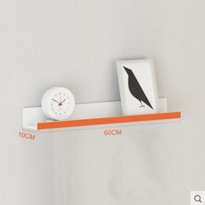 臥室創意牆上置物架壁掛一字擱板客廳牆壁隔板