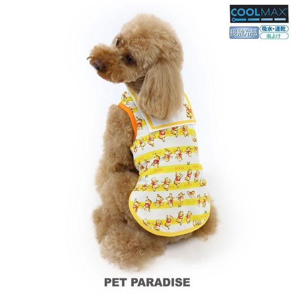 【PET PARADISE 寵物精品】Disney POOH維尼涼感上衣 (S) 狗衣服 寵物衣服《SALE》