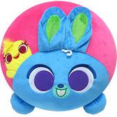 玩具總動員兔崽子鴨霸抱枕靠墊靠枕 191409【77小物】