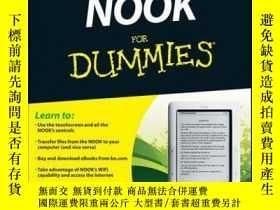 二手書博民逛書店NOOK罕見For DummiesY410016 Corey Sandler ISBN:9781118057