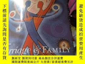二手書博民逛書店marriage罕見and familyY135543 ROBE