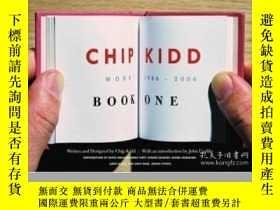 二手書博民逛書店Chip罕見KiddY256260 Chip Kidd Rizzoli 出版2005