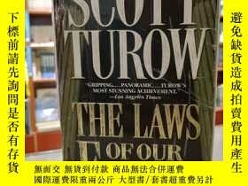 二手書博民逛書店the罕見laws of our fathers(英文原版 先祖