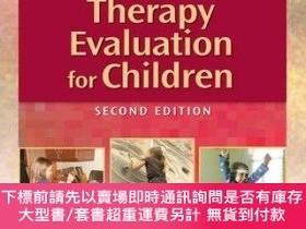 二手書博民逛書店Occupational罕見Therapy Evaluation for Children: A Pocket G