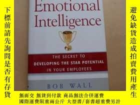二手書博民逛書店Coaching罕見for Emotional Intelligence : The Secret to Deve