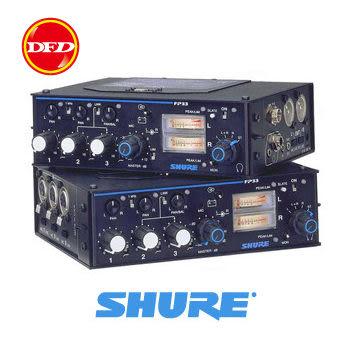 美國 SHURE 混音器 FP42 頂級人聲收音 專業首選 公司貨 收音成音