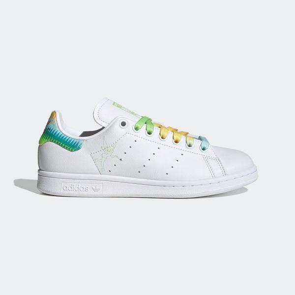 Adidas Stan Smith W [FZ2714] 女鞋 運動休閒 經典 舒適 簡約 穿搭 史密斯 愛迪達 白 藍