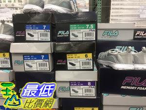 [106限時限量促銷] COSCO FILA WMNS SLIP ON SHOES 女運動便鞋 美國尺寸:6-9 C1062723