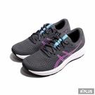 ASICS 女 慢跑鞋 JOLT 3(4E) 入門 緩衝 灰紫-1012A705023