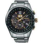 【人文行旅】SEIKO | 精工錶 SSE139J1 ASTRON 低調時尚 GPS衛星定位 藍寶石水晶鏡面 鈦金屬錶