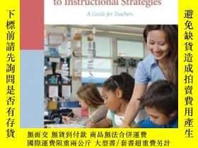 二手書博民逛書店Linking罕見Assessment To Instructional Strategies: A Guide