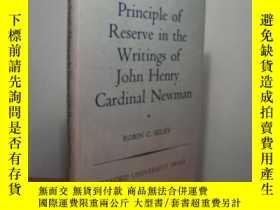 二手書博民逛書店The罕見Principle Of Reserve In The Writings Of John Henry,