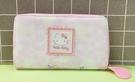 【震撼精品百貨】Hello Kitty 凱蒂貓~三麗鷗KITTY日本長夾/手拿包-點心粉#56357