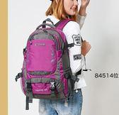 登山包旅游背包男旅行包大容量後背包休閒運動旅行背包女輕便戶外 伊蒂斯女裝
