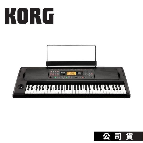 【南紡購物中心】電子琴 KORG EK50L Limitless 61鍵自動伴奏琴 編曲伴奏琴