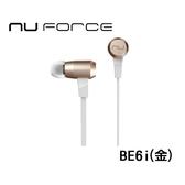 NuForce BE6i 藍牙無線防水運動入耳式耳機 (金色)