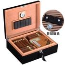 COHIBA高希霸雪茄保濕盒古巴雪鬆木雪茄盒雪加專業煙盒雪茄箱櫃