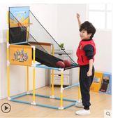 少年強兒童室內家用自動計分電子投籃機籃球架男女孩籃板運動玩具XW  一件免運