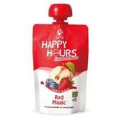 Happy Hours有機纖果飲(蘋果/藍莓/草莓)100g 五入組