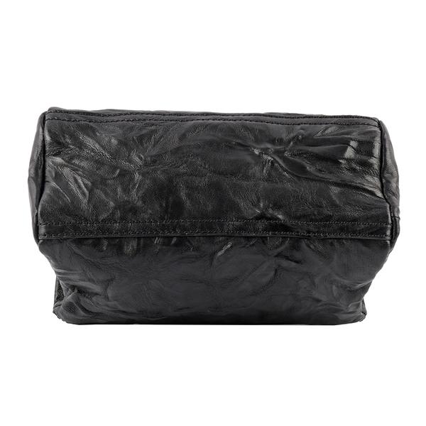 【GIVENCHY】仿舊綿羊皮 Pandora 斜背包(Mini)(黑色) BB05253004 001