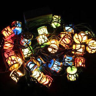 聖誕彩燈串燈