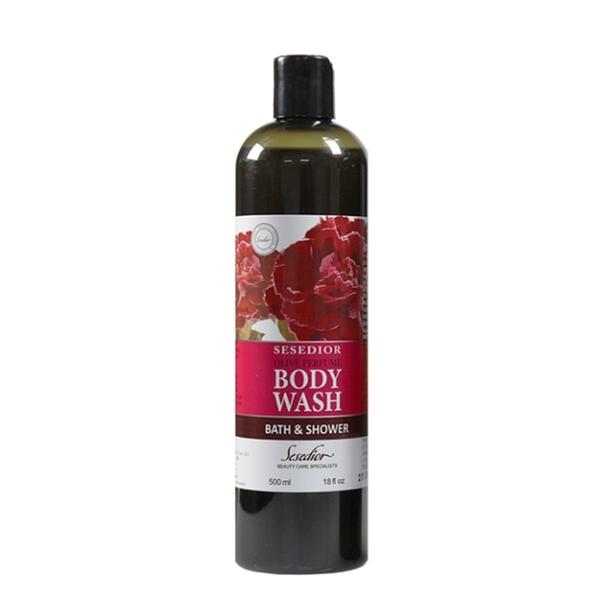 【Sesedior】橄欖保濕香水沐浴乳(KOKO)1瓶