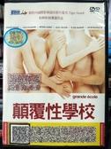 挖寶二手片-P08-102-正版DVD-電影【顛覆性學校】- 柏林影展獲選作品(直購價)