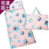 Sunnybaby 幼教兒童睡袋-冰雪奇緣(粉)【免運直出】