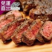 勝崎生鮮 紐西蘭銀蕨PS熟成巨無霸沙朗牛排~比臉大2片組 (450公克±10%/1片)【免運直出】