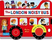 The London Noisy Bus 倫敦的吵鬧巴士 硬頁音效書