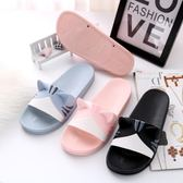 拖鞋 韓國夏季室內可愛防滑軟底洗澡沖涼拖鞋夏天情侶家居 巴黎春天
