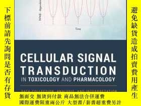 二手書博民逛書店Cellular罕見Signal Transduction in Toxicology and Pharmacol