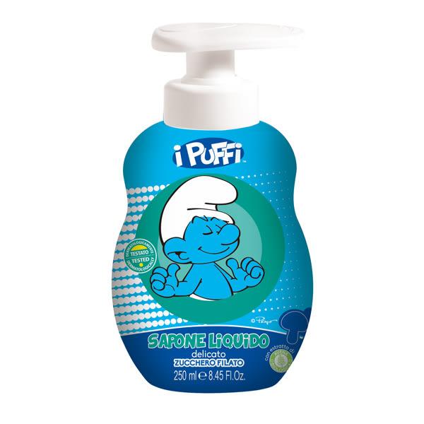 【義大利原裝進口】Smurfs 潔膚露 (棉花糖)- -250ml