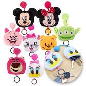 迪士尼 Disney 卡通造型鑰匙包 多款可選 ◆86小舖 ◆