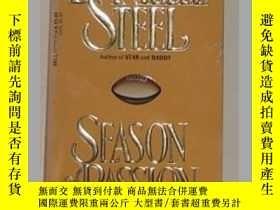 二手書博民逛書店《罕見Season of Passion 》[Paperback