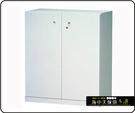 {{ 海中天辦公傢俱 }} C-22 摩登時尚 OA衣櫃/公文櫃系列 202-15 雙開門下置式鋼製公文櫃