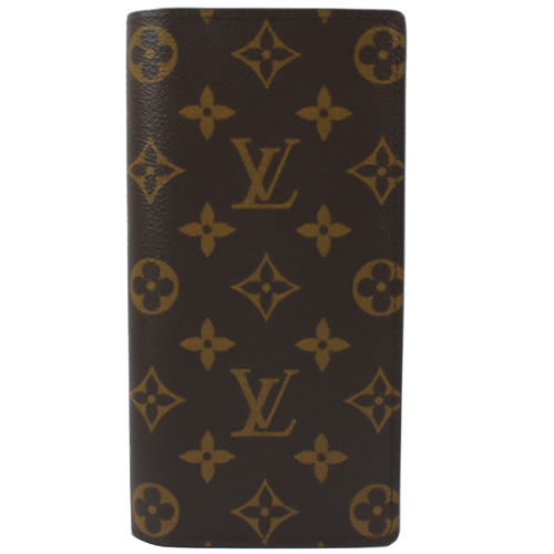 Louis Vuitton LV M66540 Monagram 經典花紋多夾層多功能長夾 全新 現貨