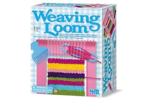創意編織機 Weaving Loom 利用傳統的編織法,創作出可愛的小飾品