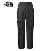 The North Face 男 防水保暖透氣滑雪褲 黑 NF0A3LWMJK3【GO WILD】