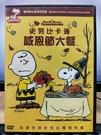 挖寶二手片-P03-547-正版DVD-動畫【史努比卡通:感恩節大餐】-加值收錄史努比電視特集(直購價)
