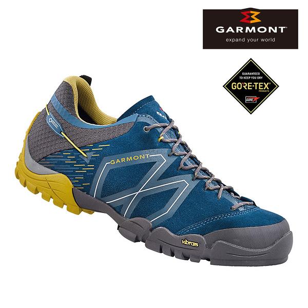 【下殺↘3290】GARMONT 男款 Gore-Tex低筒健行鞋STICKY STONE 481015/211 / 城市綠洲