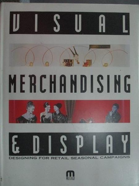 【書寶二手書T7/設計_WGQ】Uisal Merchandising&Display