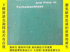 二手書博民逛書店aero-thermodynamics罕見and flow in