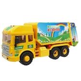 日系 摩輪垃圾車 ST-0001 音樂垃圾車(附電池)/一台入(促750) 聲光環保清潔車ST-0002 ST-0003-生